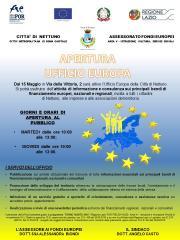 Ufficio Europa Comune di Nettuno